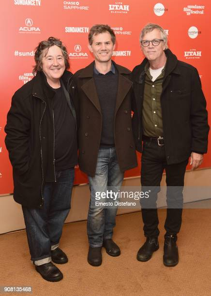 Producer Christine Vachon Programming at Sundance Institute John Nein and Director Todd Haynes attend 2018 Sundance Film Festival An Evening With...