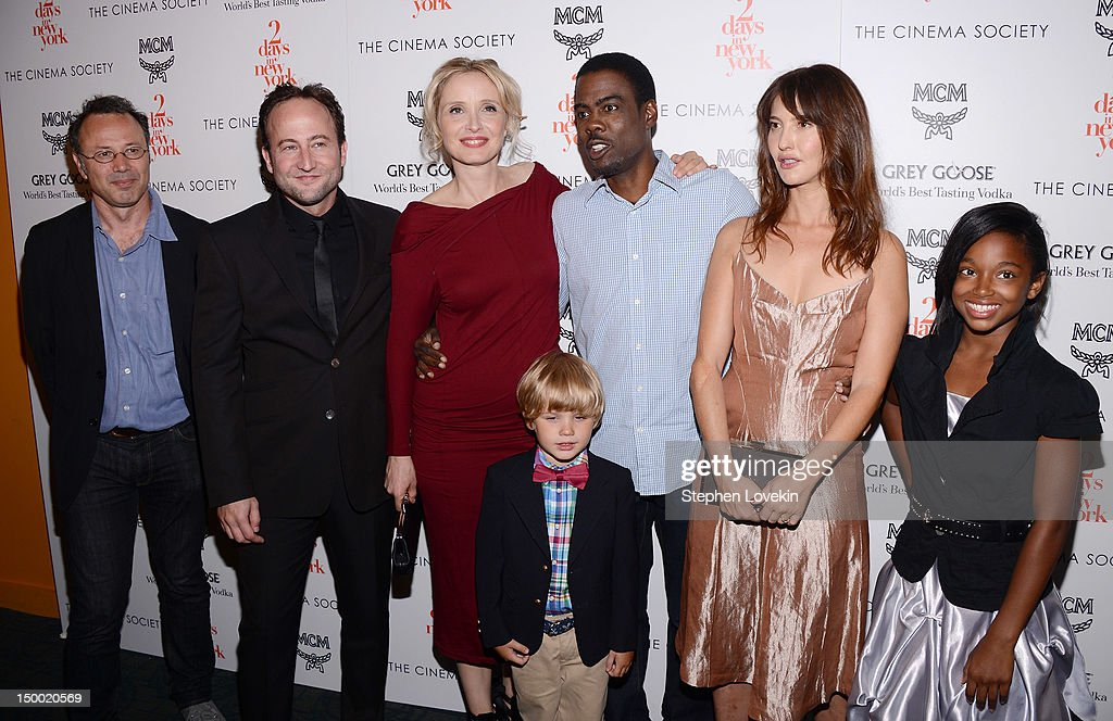 """The Cinema Society Special Screening Of """"Two Days In New York"""" - Arrivals : ニュース写真"""