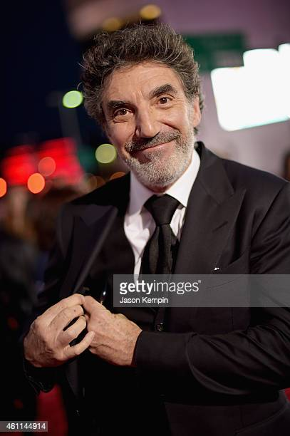 Producer Chuck Lorre attends The 41st Annual People's Choice Awards at Nokia Theatre LA Live on January 7 2015 in Los Angeles California