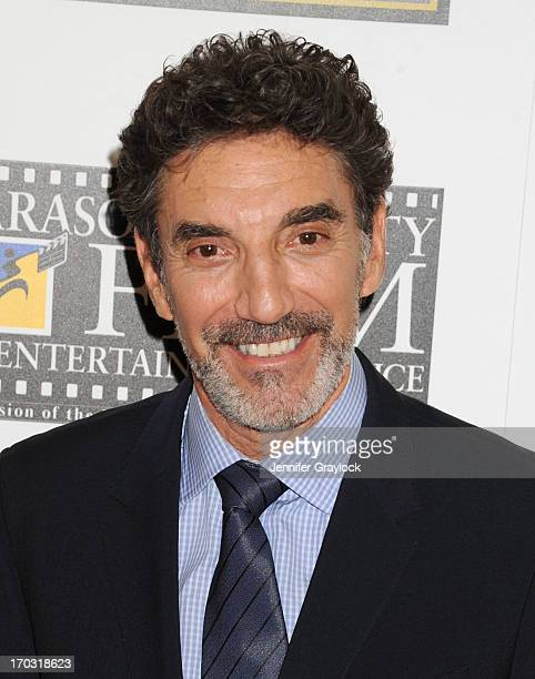 Producer Chuck Lorre attends the BTJA Critics' Choice Television Awards at The Beverly Hilton Hotel on June 10 2013 in Beverly Hills California