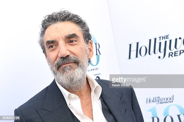Producer Chuck Lorre attends The Hollywood Reporter's Annual Women in Entertainment Breakfast in Los Angeles at Milk Studios on December 7 2016 in...
