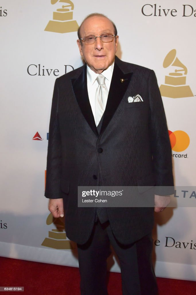 Clive Davis' and the Recording Academy's 2017 Pre-GRAMMY Gala and Salute To Industry Icons Honoring Debra Lee -  Red Carpet