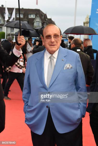 Producer Clive Davis attends the Tribute to Jeff Goldblum and 'Kidnap' Premiere during the 43rd Deauville American Film Festival on September 3 2017...