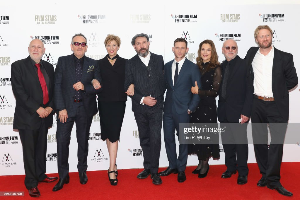 """Film Stars Don't Die In Liverpool"" European Premiere - 61st BFI London Film Festival"