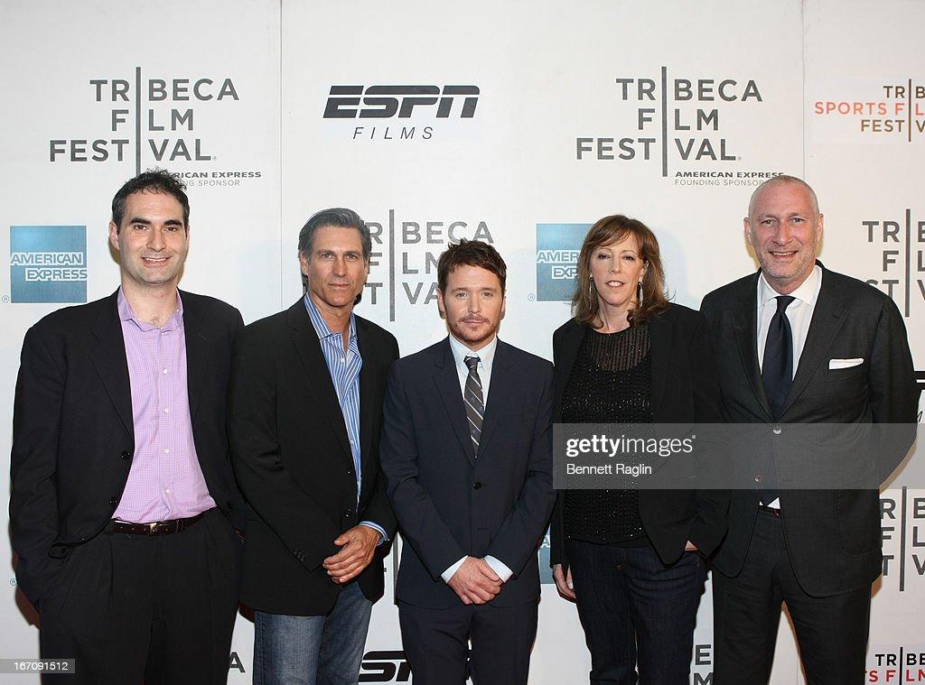"""2013 Tribeca Film Festival - """"Big Shot"""""""