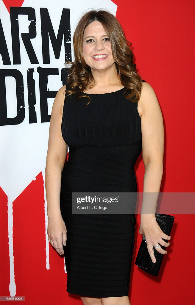 Producer Cori Shepherd Stern arrives for the Premiere Of Summit Entertainment's 'Warm Bodies' held at ArcLight Cinerama Dome on January 29, 2013 in Hollywood, California.
