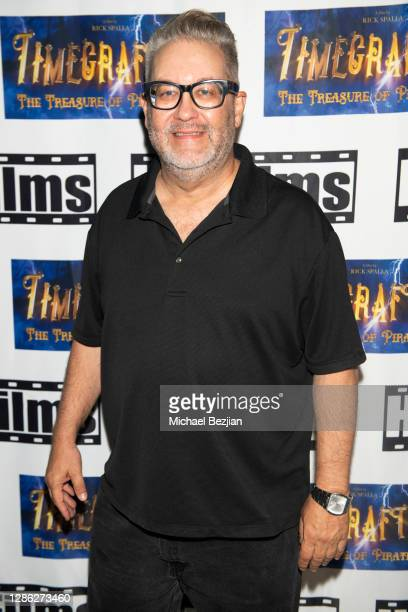 Producer Craig Albrecht arrives at The Artists Project Hosts Portraits For The Premiere of Timecrafters on November 17 2020 in Los Angeles California