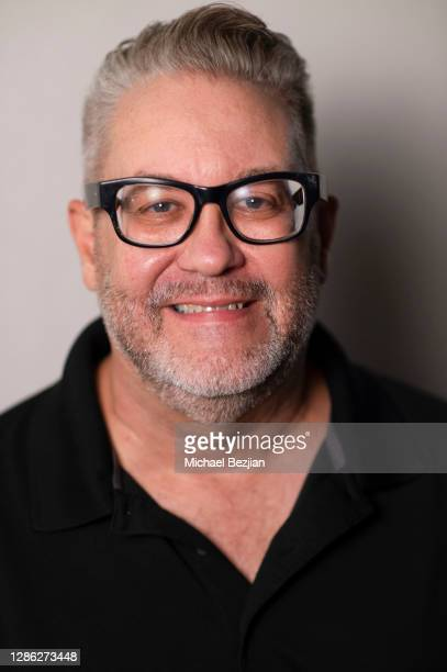 Producer Craig Albrecht poses for portrait at The Artists Project Hosts Portraits For The Premiere of Timecrafters on November 17 2020 in Los Angeles...