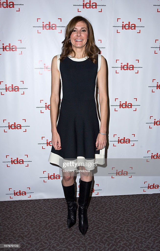 Producer Cynthia Wade attends the 2012 IDA Documentary Awards at Directors Guild Of America on December 7, 2012 in Los Angeles, California.