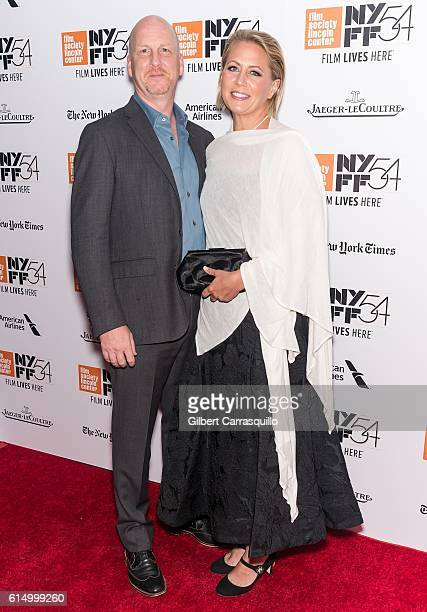 Producer Dale Armin Johnson attend the Closing Night Screening of 'The Lost City Of Z' for the 54th New York Film Festival at Alice Tully Hall,...