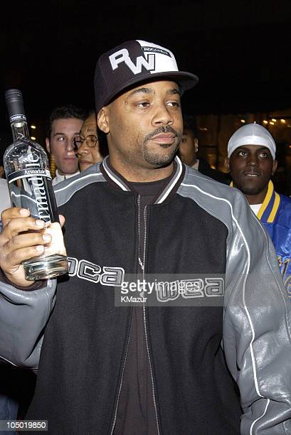 Producer Damon Dash during Paid In Full Premiere New York at Loews 19th Street East Theather in New York City New York United States