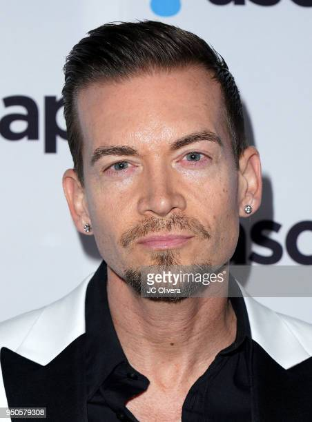Producer Damon Sharpe attends the 2018 ASCAP Pop Music Awards on April 23 2018 in Beverly Hills California