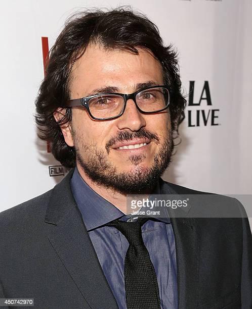 Producer Dan Cohen attends the 2014 Los Angeles Film Festival screening of Cut Bank at Regal Cinemas LA Live on June 16 2014 in Los Angeles California