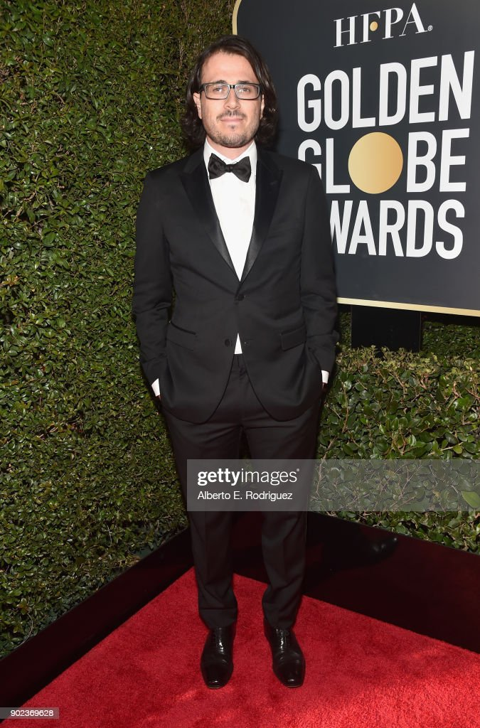 Producer Dan Cohen attends The 75th Annual Golden Globe Awards at The Beverly Hilton Hotel on January 7, 2018 in Beverly Hills, California.