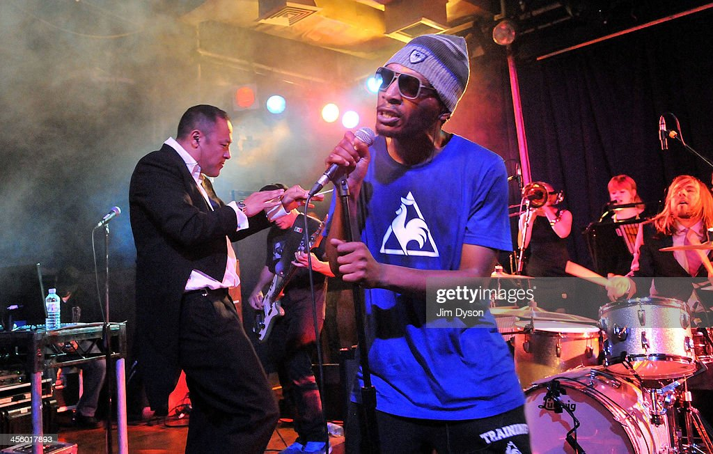 Deltron 3030 Perform At Scala In London : News Photo