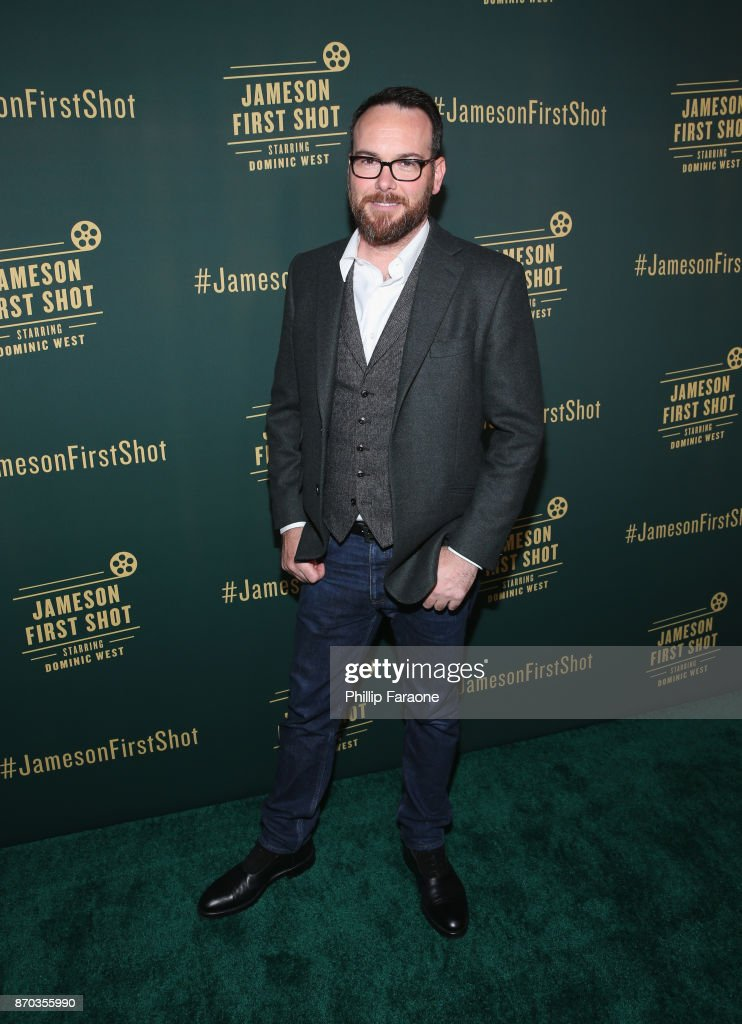 Producer Dana Brunetti at Jameson First Shot at Paramount Studios on November 4, 2017 in Hollywood, California.
