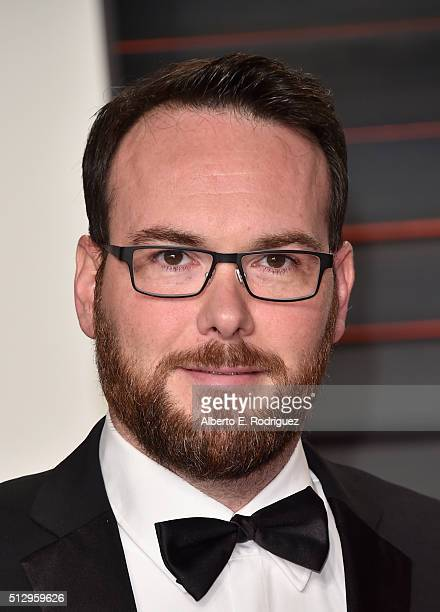 Producer Dana Brunetti attends the 2016 Vanity Fair Oscar Party hosted By Graydon Carter at Wallis Annenberg Center for the Performing Arts on...