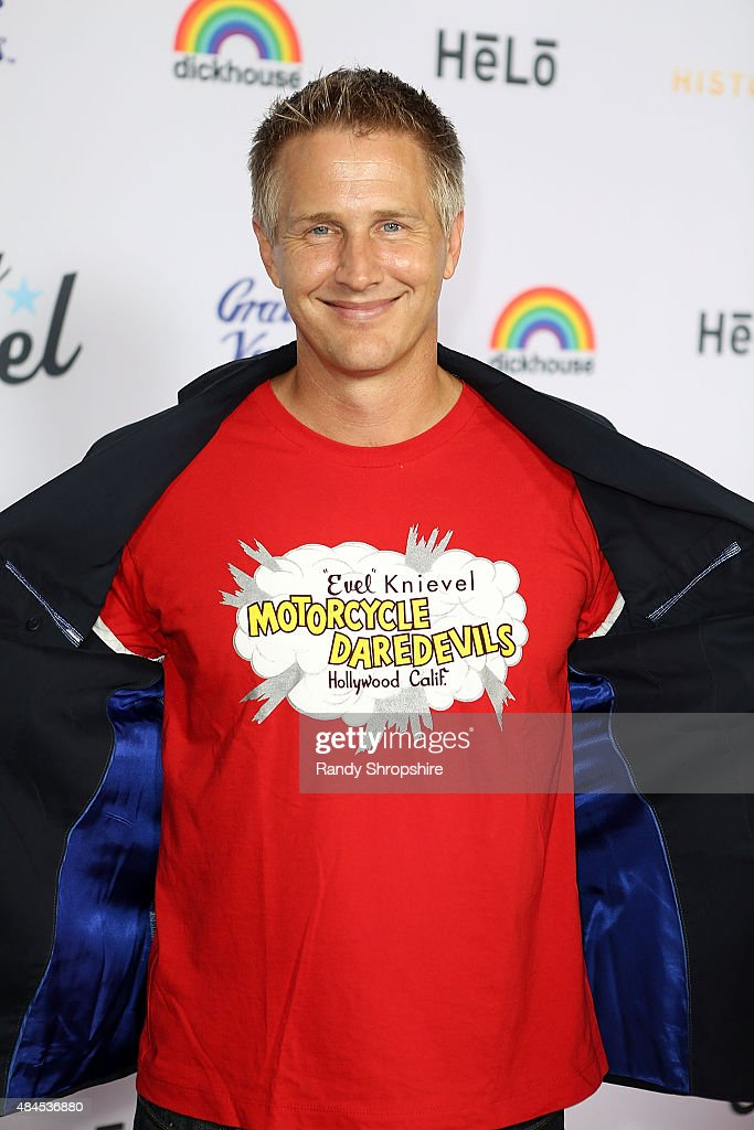 """Premiere Of Dickhouse Productions' """"Being Evel"""" - Arrivals"""