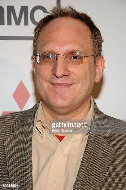 Producer Danny Fisher arrives at the premiere of Harold at the 62nd and Broadway Cinema on April 30 2008 in New York City
