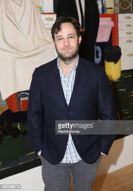 Producer Danny Strong attends MOCA's Leadership Circle and Members' Opening of Kerry James Marshall Mastry at MOCA Grand Avenue on March 11 2017 in...