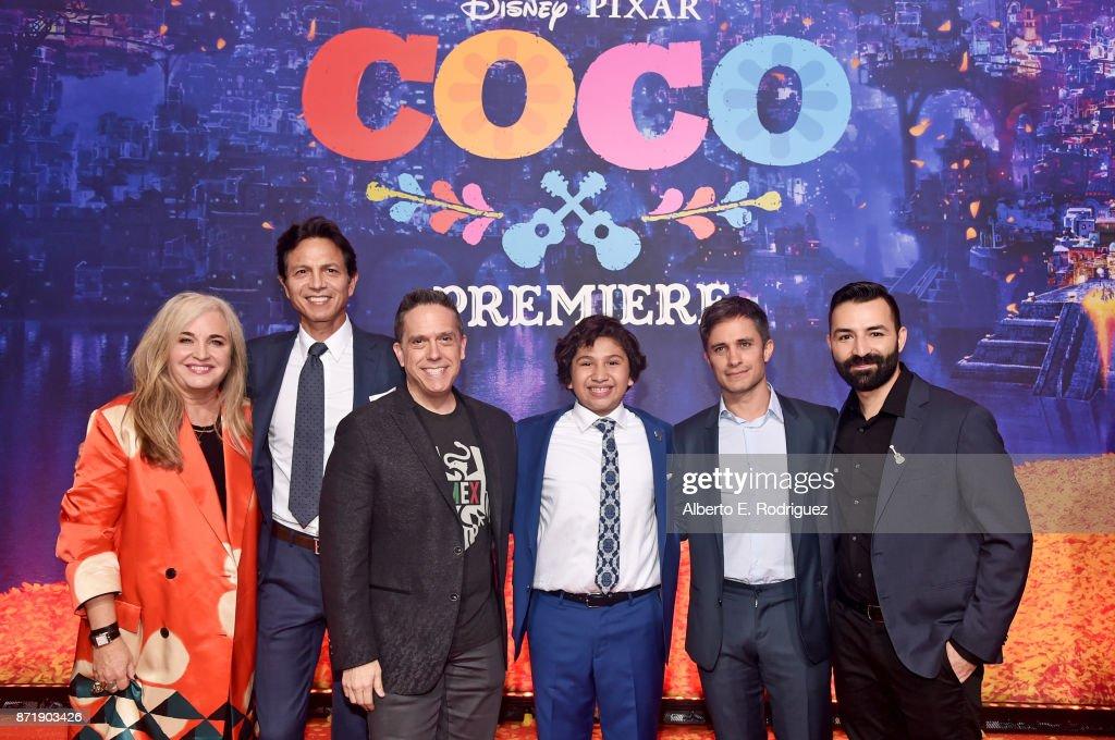 """The U.S. Premiere of Disney-Pixar's """"Coco"""""""