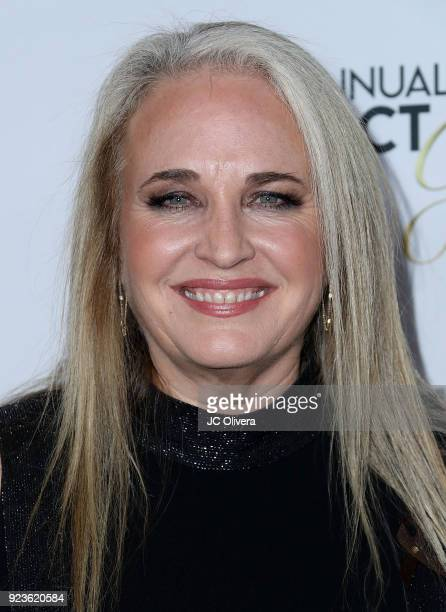 Producer Darla K Anderson attends the 21st Annual National Hispanic Media Coalition Impact Awards Gala at Regent Beverly Wilshire Hotel on February...