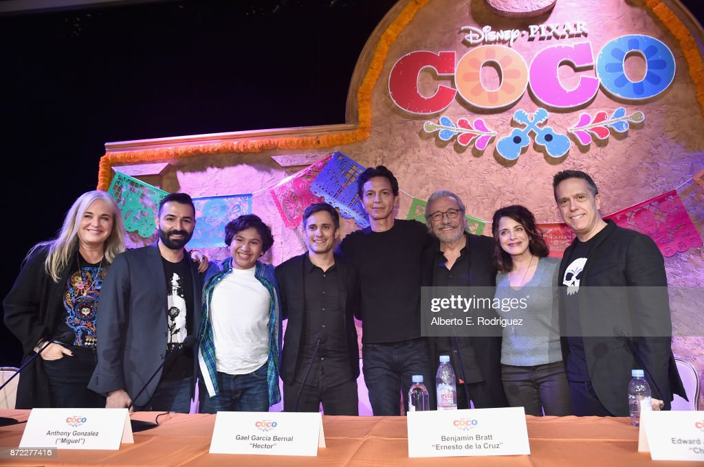 """COCO"" Global Press Conference"