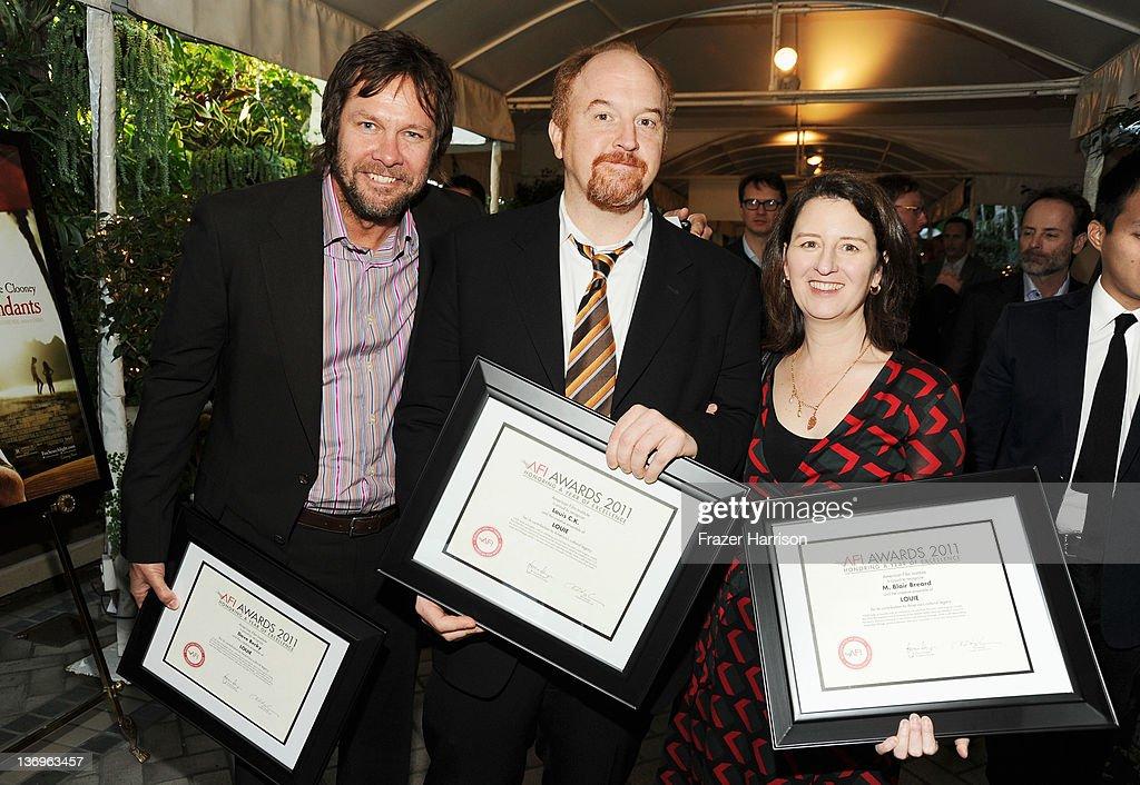 12th Annual AFI Awards - Presentation : News Photo