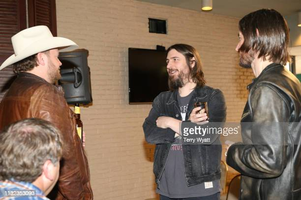 Producer Dave Cobb attends a special presentation of the Randy Rogers band's new studio album Hellbent at BMI on February 26 2019 in Nashville...