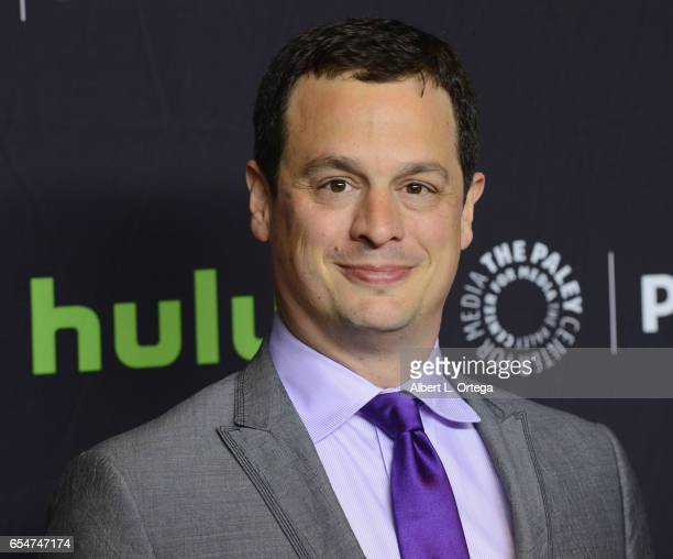 Producer David Alpert at The Paley Center For Media's 34th Annual PaleyFest Los Angeles Opening Night Presentation The Walking Dead held at Dolby...
