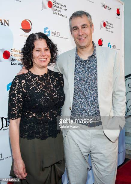 Producer David Bartis attends the 2nd Annual Japan Cool Content Contribution Awards Ceremony on September 13 2014 in Los Angeles California