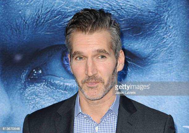Producer David Benioff attends the season 7 premiere of 'Game Of Thrones' at Walt Disney Concert Hall on July 12 2017 in Los Angeles California