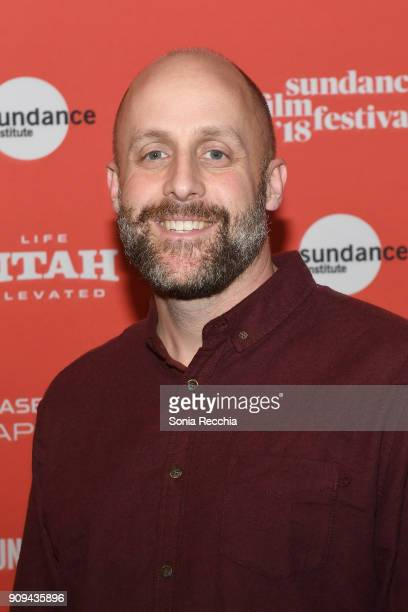Producer David Harris attends the 'Half The Picture' Premiere during the 2018 Sundance Film Festival at Prospector Square Theatre on January 23 2018...