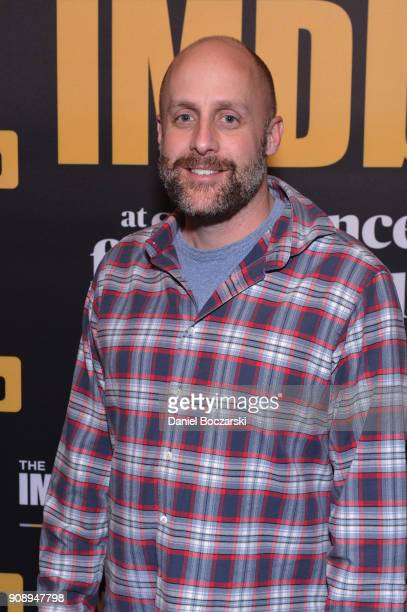 Producer David Harris of 'Half The Picture' attends The IMDb Studio at The Sundance Film Festival on January 22 2018 in Park City Utah