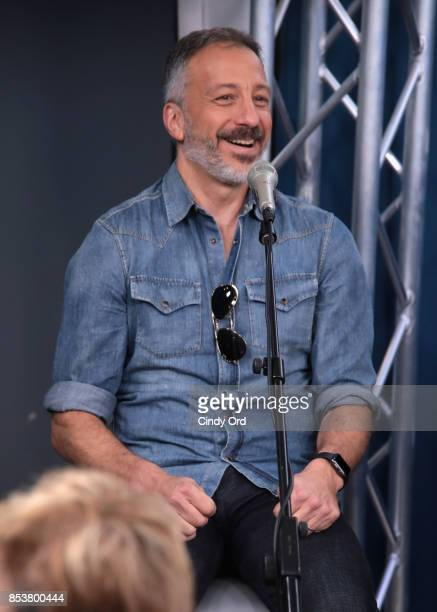 Producer David Kohan takes part in SiriusXM's 'Town Hall' with the cast of 'Will Grace' hosted by Andy Cohen on September 25 2017 in New York City