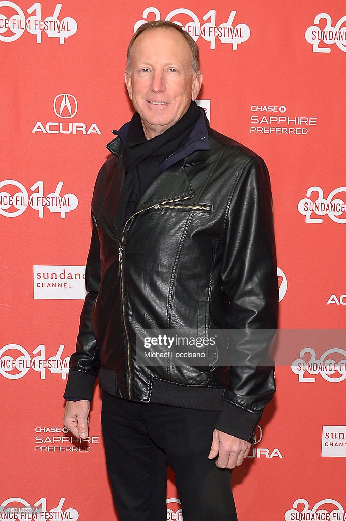 Producer David Lancaster attends the premiere of 'Whiplash' at the Eccles Center Theatre during the 2014 Sundance Film Festival on January 16, 2014 in Park City, Utah.