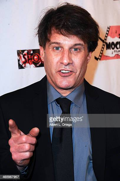 producer David Oman attends the ShockFest Film Festival Awards held at Raleigh Studios on January 11 2014 in Los Angeles California