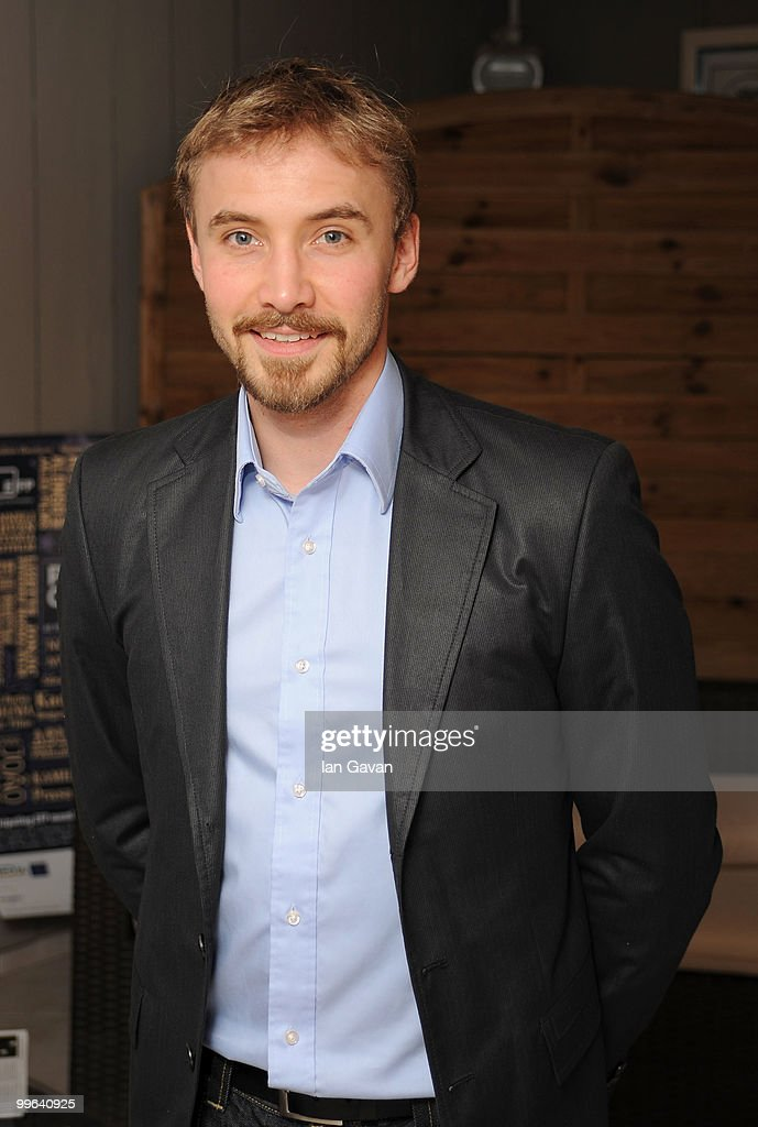 Producer David Oskar Olafsson of Iceland attends the 'Producers On The Move' Luncheon at the The VIP Room during the 63rd Annual Cannes Film Festival on May 17, 2010 in Cannes, France.