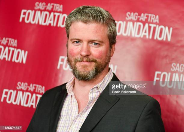 Producer David Phillips poses for portrait at the SAGAFTRA Foundation Conversations with 'The Maestro' at SAGAFTRA Foundation Screening Room on...