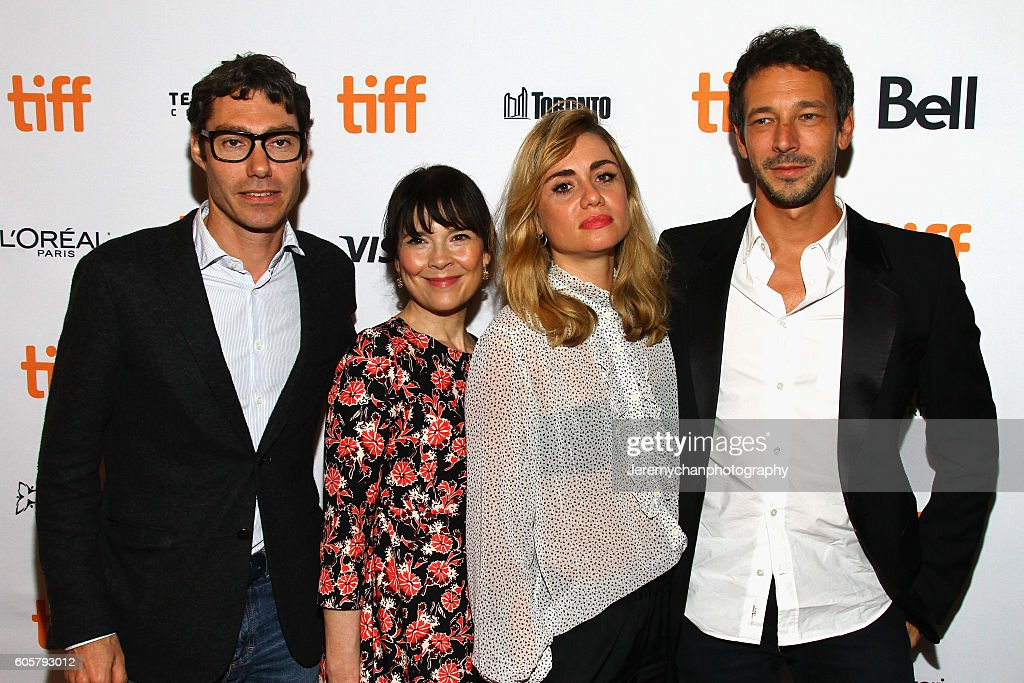 "CAN: 2016 Toronto International Film Festival - ""Heal The Living"" Premiere"