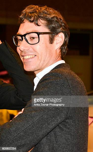 Producer David Thion attends the 'Heal The Living' premiere held at Winter Garden Theatre during the Toronto International Film Festival on September...