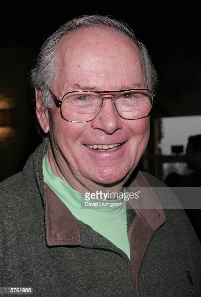Producer David V Picker attends the Producers Guild of America Awards breakfast at The Landmark Theatre on January 24 2009 in Westwood California