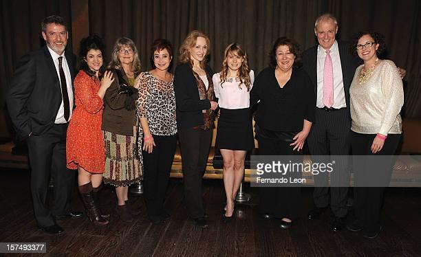 Producer David Youse actress Sarah Stiles director Judith Ivey actress Annie Potts actress Jan Maxwell actress Celia KeenanBolger actress Margo...