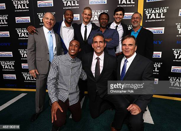 Producer David Zelon actors Ser'Darius Blain Alexander Ludwig director Thomas Carter actor Matthew Daddario Terry Eidson actors Jessie Usher Jim...