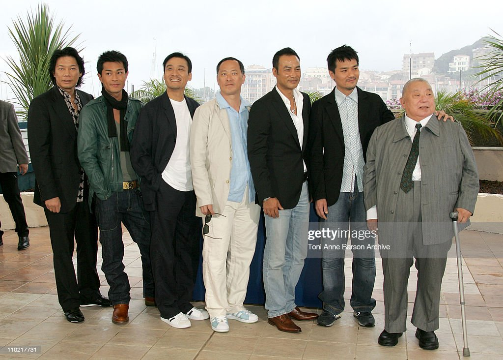 """2005 Cannes Film Festival - """"Election"""" Photocall"""