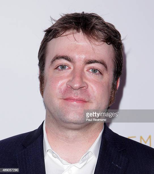 Producer Derek Waters attends the Television Academy Celebrates The 67th Emmy Award Nominees for Outstanding Producing at Montage Beverly Hills on...