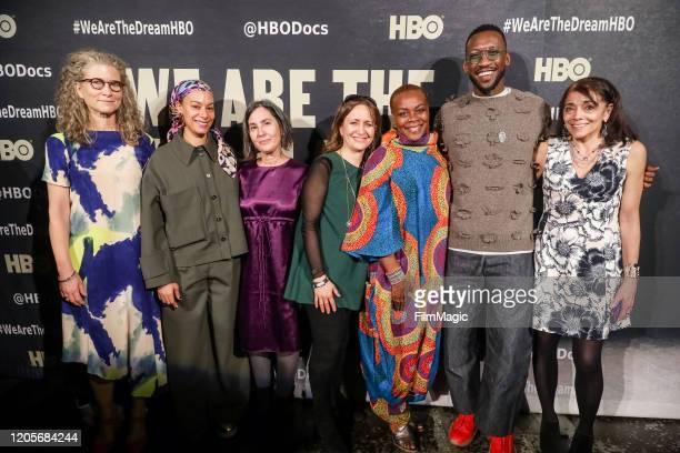 Producer Diane Kolyer Executive Producer Amatus SamiKarim Director Amy Schatz HBO Head of Documentary Lisa Heller MLK Oratorical Fest Producer Awele...