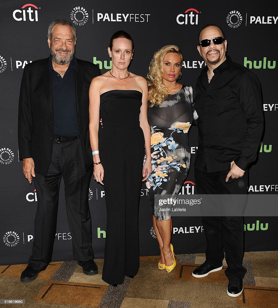 """The Paley Center For Media's 33rd Annual PaleyFest Los Angeles - Stars Of """"Law And Order: SVU"""", """"Chicago Fire"""", """"Chicago P.D."""", And """"Med"""" Salute Dick Wolf - Arrivals"""
