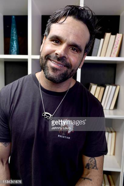 Producer Diomedes Raul Bermudez poses for a portrait during the World Premiere of 'Huracan' during the 2019 Miami Film Festival at The Standard Hotel...