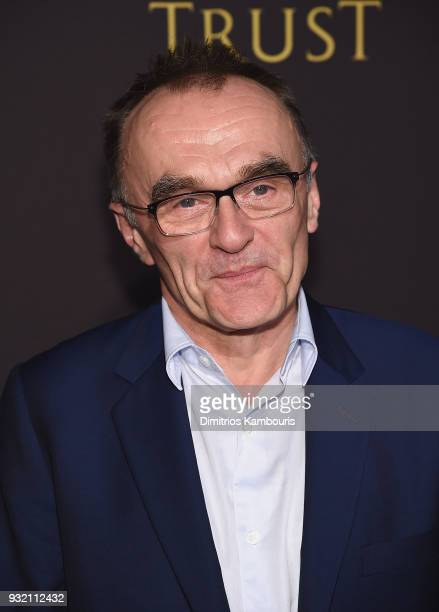 Producer / Director Danny Boyle attends the FX Networks' 'Trust' New York Screening at Florence Gould Hall on March 14 2018 in New York City
